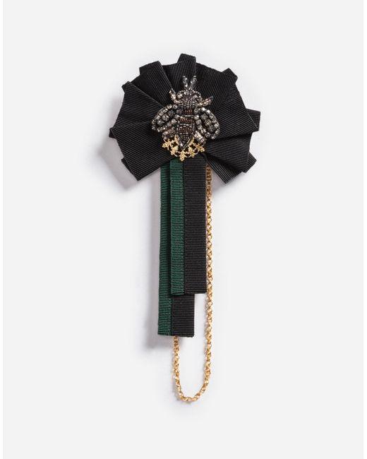 Dolce & Gabbana | Metallic Roundel Pin | Lyst