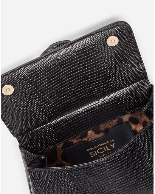 NEW $700 DOLCE /& GABBANA Bag Mens Blue Hat Print Cotton Denim Shopping Gym Hand