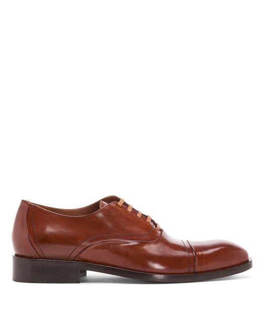 Donald J Pliner | Brown Valerico Calf Leather Oxford for Men | Lyst