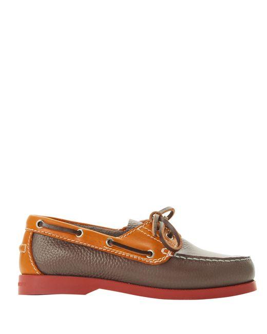 Dooney & Bourke Multicolor Regatta Pebble Women's Boat Shoe