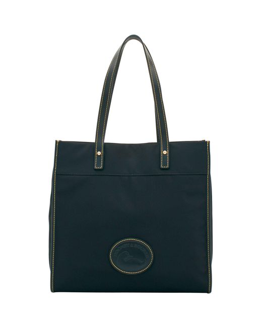 Dooney & Bourke - Black Nylon Market Tote - Lyst