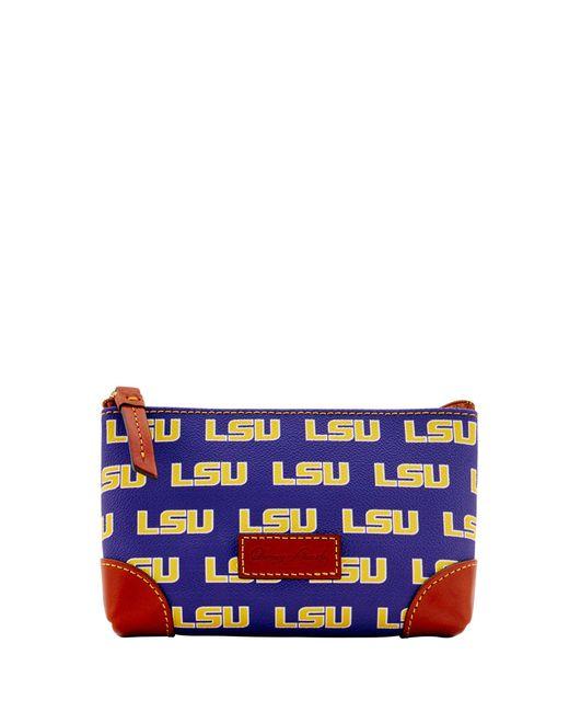 Dooney & Bourke - Blue Ncaa Lsu Cosmetic Case - Lyst