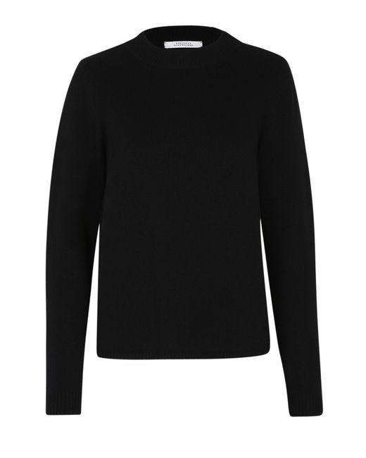Dorothee Schumacher | Black Of The Moment Pullover O-neck 1/1 | Lyst