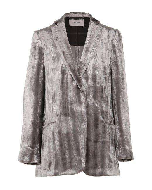 Dorothee Schumacher | Gray Smooth Flaunt Jacket | Lyst