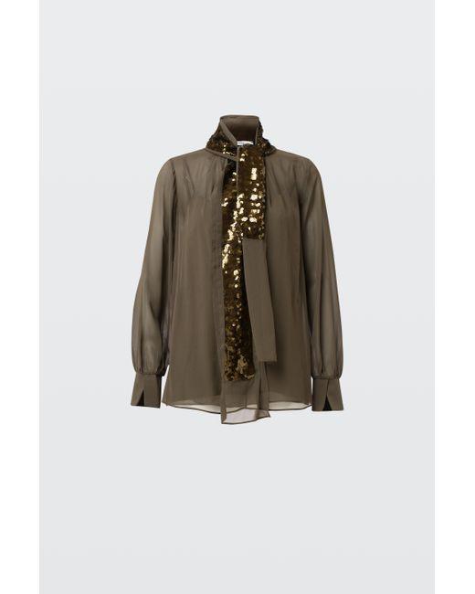 Dorothee Schumacher Sale : lyst dorothee schumacher sensitive lightness blouse 1 1 ~ Indierocktalk.com Haus und Dekorationen