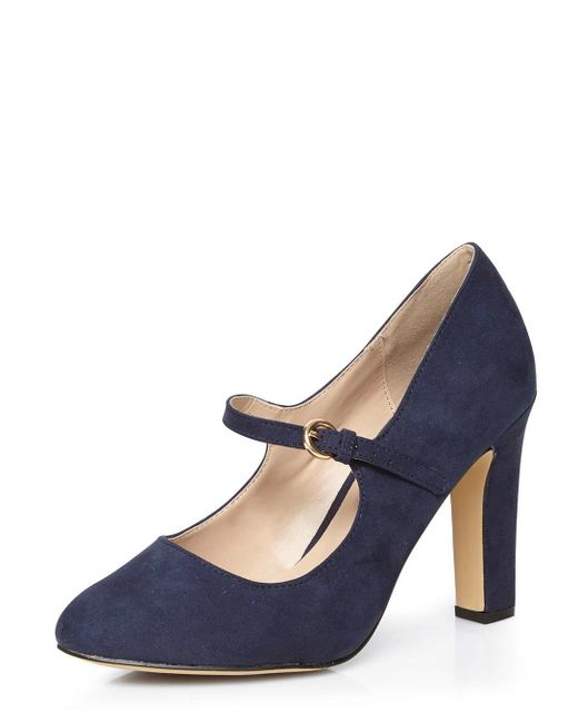 Dorothy Perkins Wide Fit Court Shoes