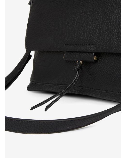 6a546a454a3c Dorothy Perkins Black Metal Side Cross Body Bag in Black - Lyst