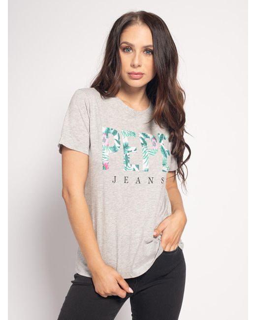 Pepe Jeans Gray T-Shirt
