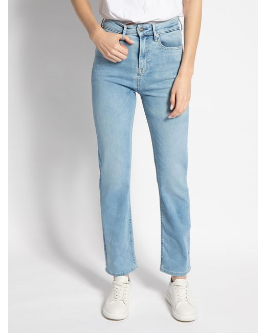 Pepe Jeans Blue Lexi Sky Jeans