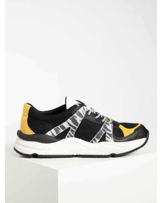 Geox Black Sneaker