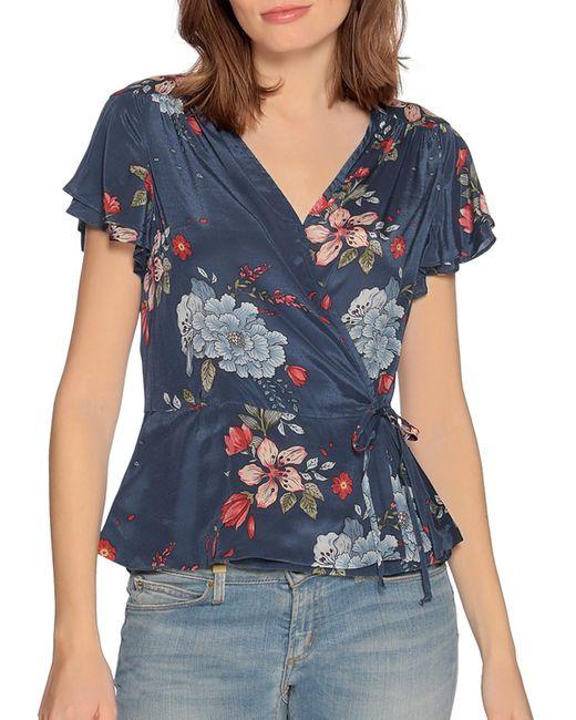Pepe Jeans Blue Bluse in blau für Damen, Größe: XL
