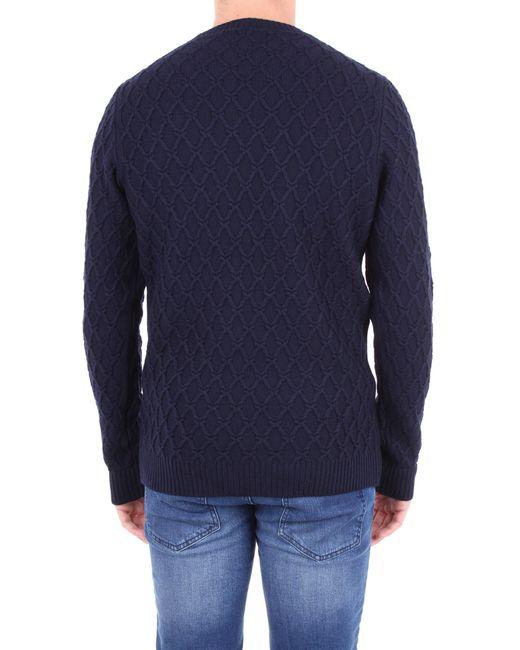 Trousse chandail Jeordie's pour homme en coloris Blue