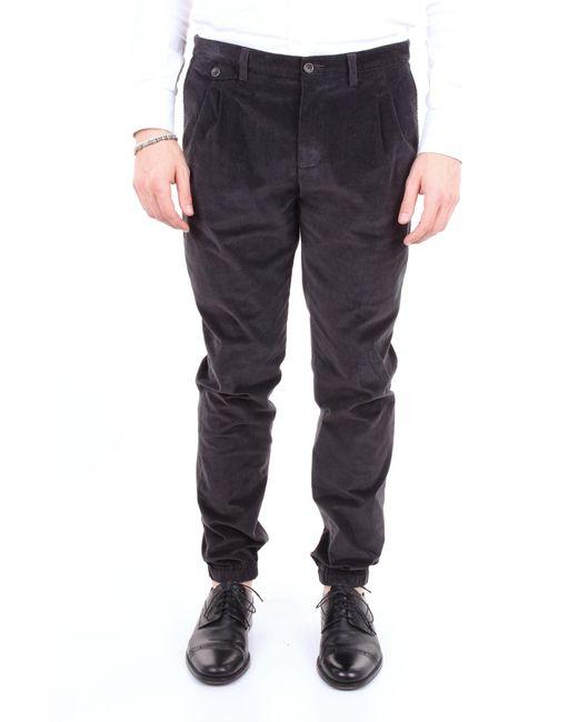 Pantalone di Grey Daniele Alessandrini in Multicolor da Uomo