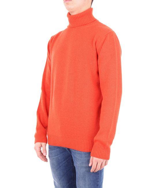 Sudadera para Jeordie's de hombre de color Orange