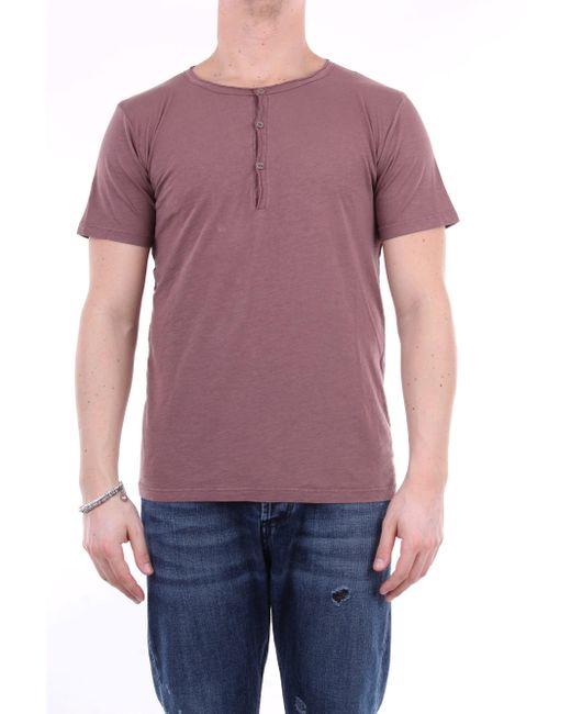 Camiseta manga corta Retois de hombre de color Purple