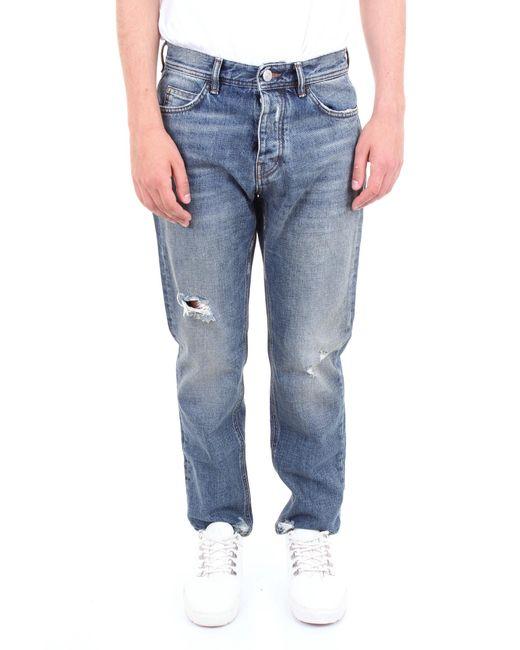 Trousse jeans Haikure pour homme en coloris Blue
