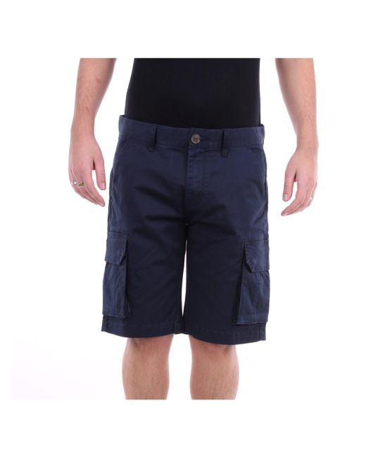 Shorts bermuda di Sun68 in Blue da Uomo