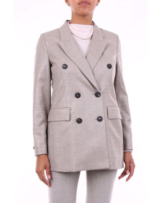 Peserico Multicolor Jacken blazer