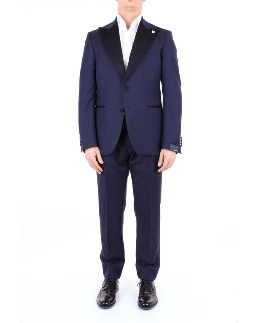 Robes élégant Lardini pour homme en coloris Blue