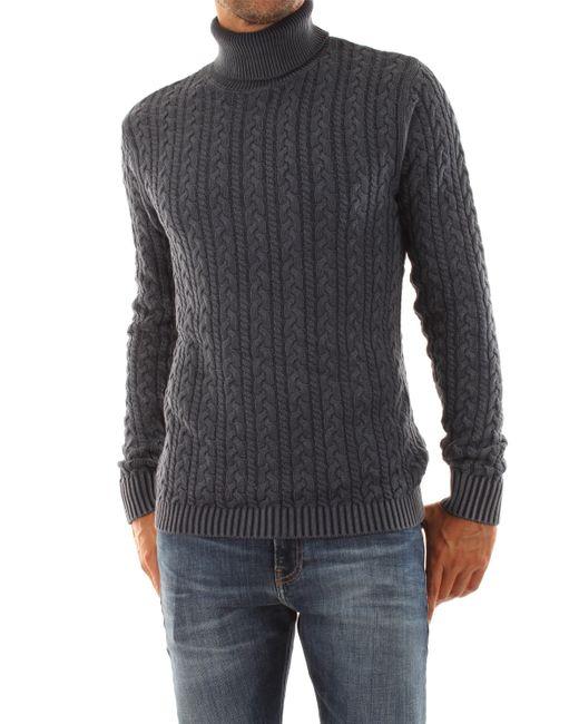 Trousse suéteres Bomboogie de hombre de color Blue