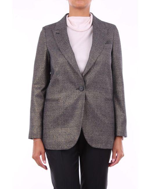 Giacche blazer di Peserico in Gray
