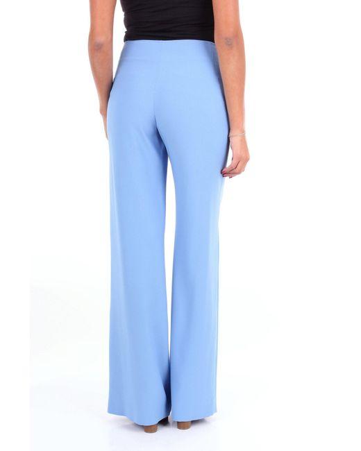 Pantalones clásicos Botondi Milano de color Blue