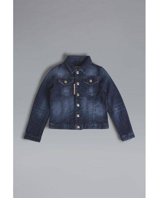 DSquared² ユニセックス Jacket/blazer Blue