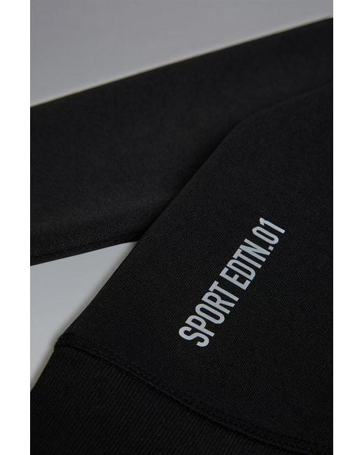 DSquared² ユニセックス スウェットシャツ Black