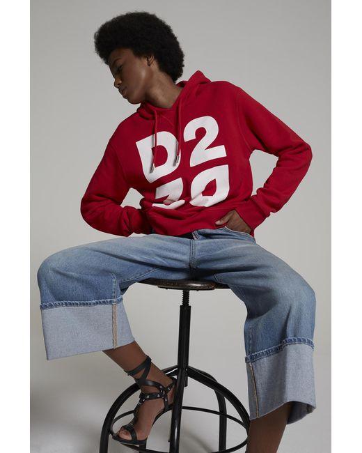 DSquared² スウェットシャツ Red