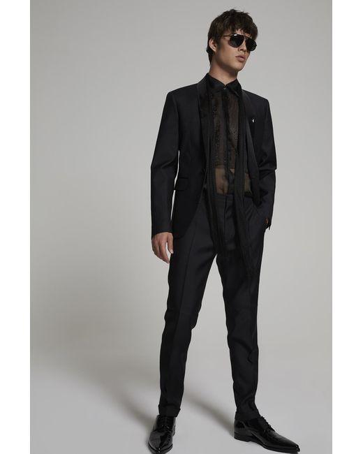 メンズ DSquared² スーツ Black
