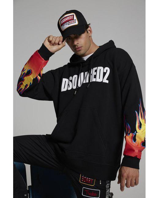 メンズ DSquared² スウェットシャツ Black