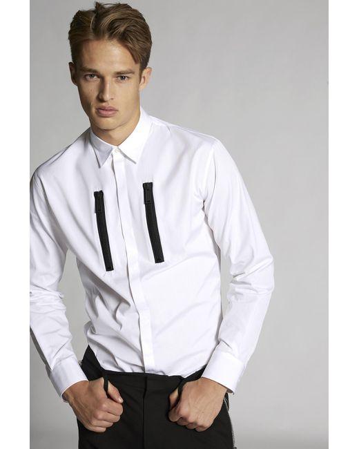 メンズ DSquared² シャツ White