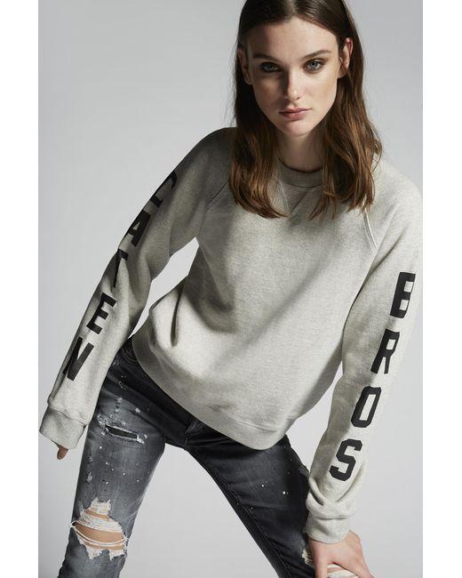 DSquared² スウェットシャツ Gray