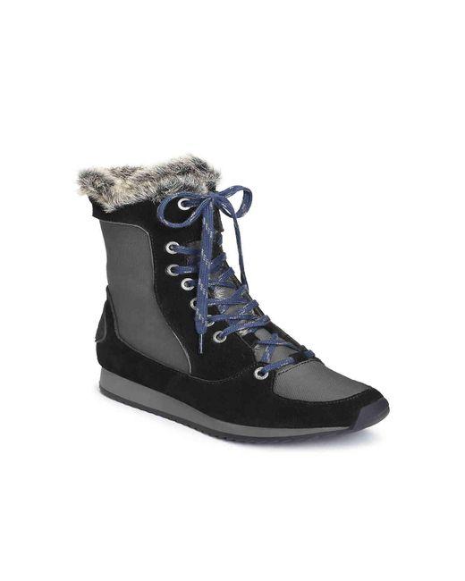 Aerosoles - Black Timespan Boot - Lyst
