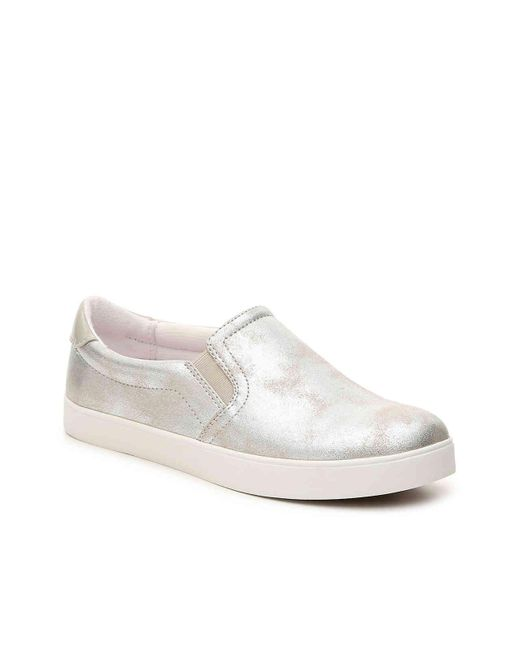Dr. Scholls - Metallic Madison Slip-on Sneaker - Lyst