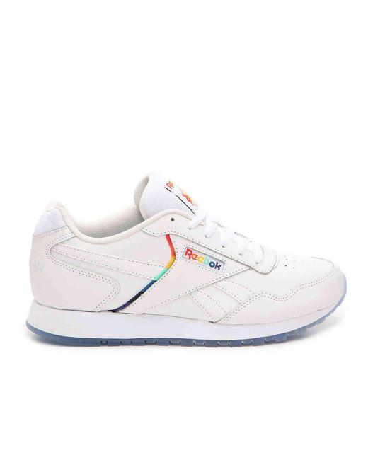 e6bc36c9 Women's White Harman Pride Sneaker