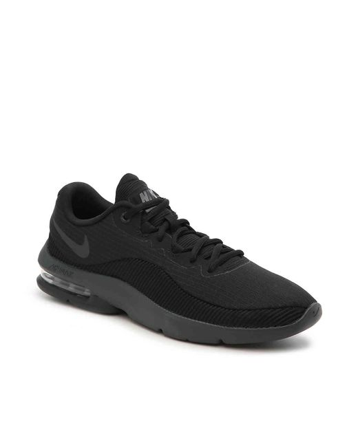 0a1b61e05f Nike - Black Air Max Advantage 2 Lightweight Running Shoe for Men - Lyst ...