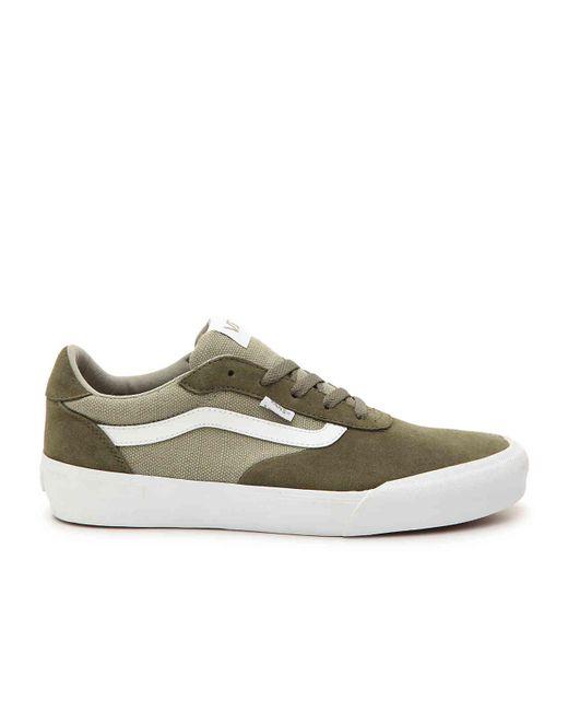 a4ef6e6479 ... Vans - Green Palomar Sneaker for Men - Lyst ...