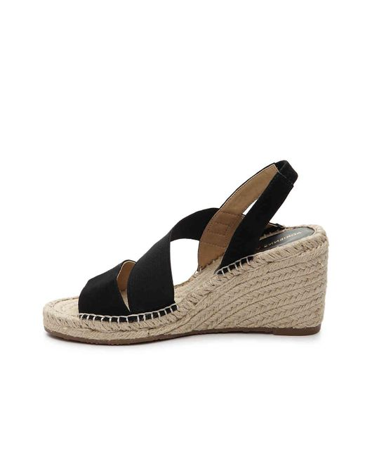 Adrienne Vittadini Woven Wedged Sandals buy online authentic cheap pay with paypal outlet 2014 unisex clearance discounts cv5g6