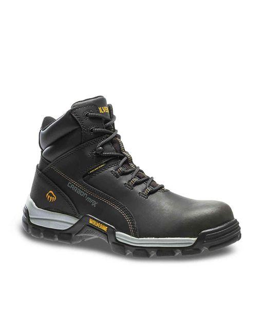 Wolverine - Black Tarmac Composite Toe Work Boot for Men - Lyst