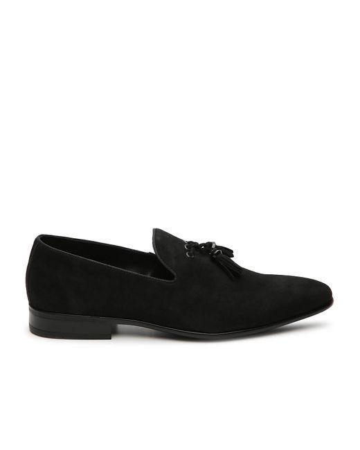 ALDO Suede Verneweg Loafer in Black for