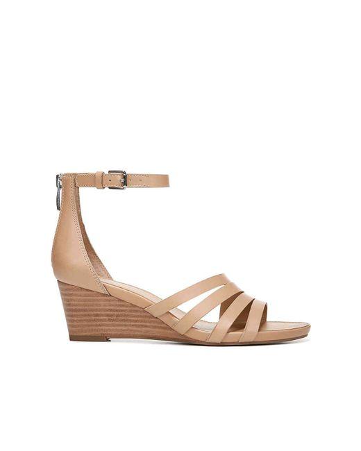 eb5cbbca268 Women's Natural Dutch Wedge Sandal