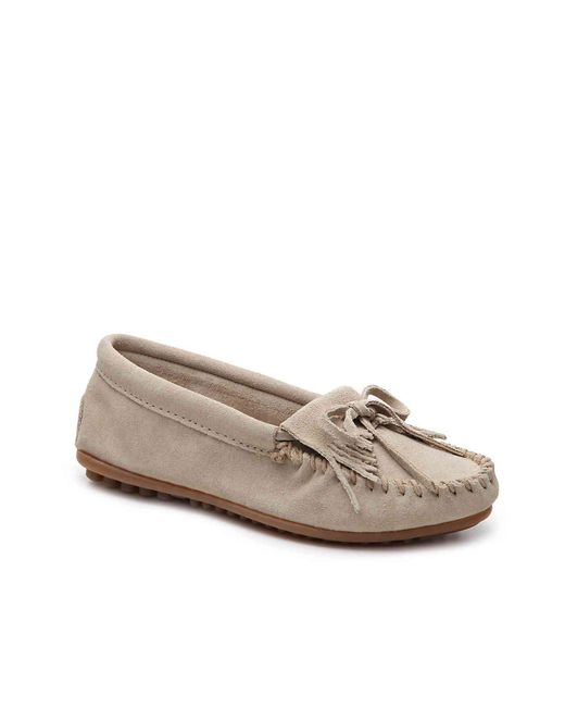 Minnetonka - Multicolor Kilty Moccasin - Lyst