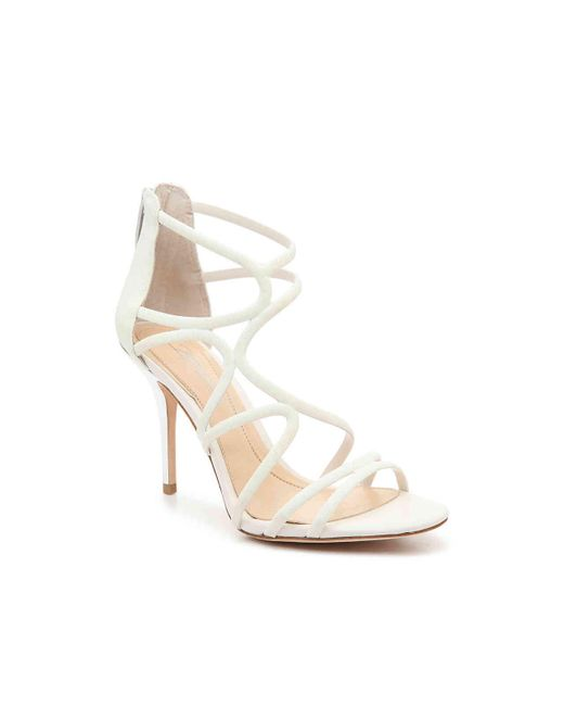 ac1ccc6ccd4 Lyst - Imagine Vince Camuto Ranee Sandal in White