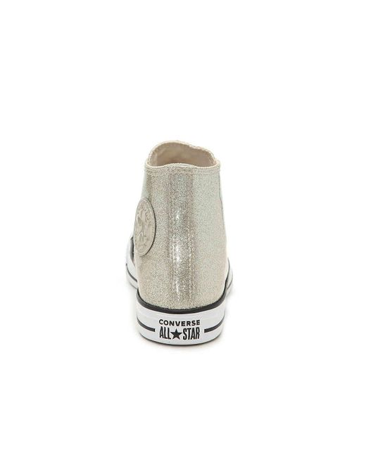 united states quality design discount price Converse Chuck Taylor All Star Glitter Canvas High Top ...