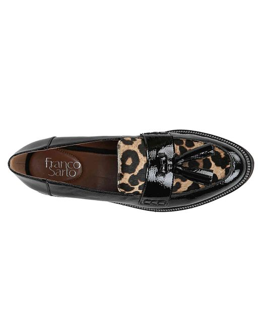 Franco Sarto Leather Brody Platform
