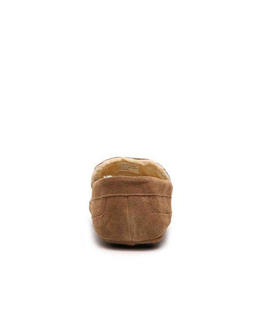 3c4e3f5d513 Men's Brown Venetian Slipper