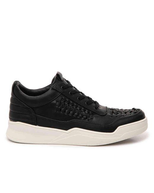 0146ba15d35 ... Steve Madden - Black Valor Sneaker for Men - Lyst ...
