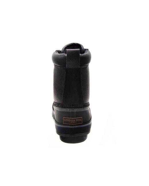 761c4c4d921 Men's Black Ashford 2 Duck Boot