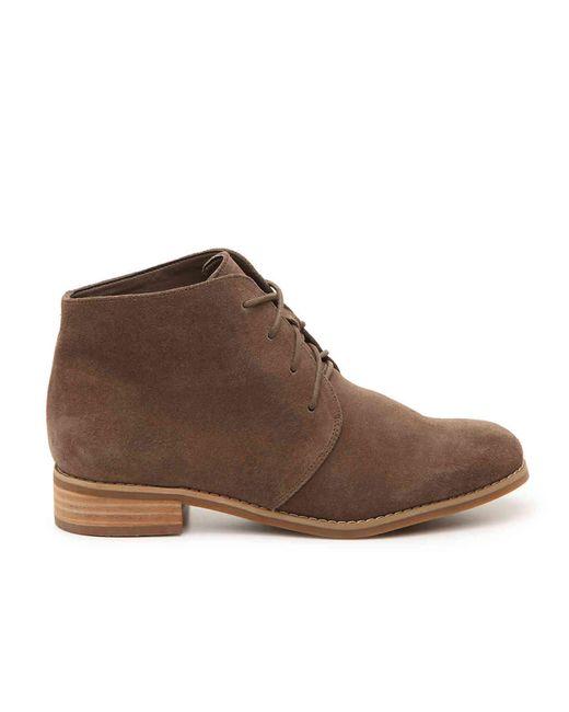 6e8307605eb0 ... Blondo - Brown Rayann Waterproof Chukka Boot - Lyst ...